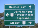 Picture relating to Bremer Bay - titled 'Bremer Bay '