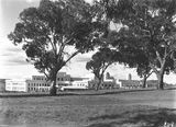 Picture of / about 'Parliament House' the Australian Capital Territory - Old Parliament House from Camp Hill