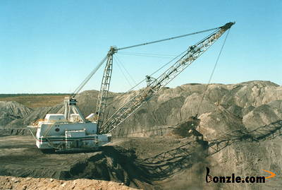 Picture of / about 'Blair Athol Mine' Queensland - Blair Athol Mine
