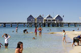 Picture relating to Chichester Range - titled 'Busselton Jetty, WA'
