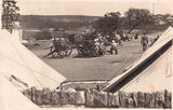 Picture relating to Sydney - titled ' Artillery Training Camp near Sydney - 1917'