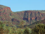 Picture relating to Hamersley Range - titled 'Newman to Hamersley Ranges'