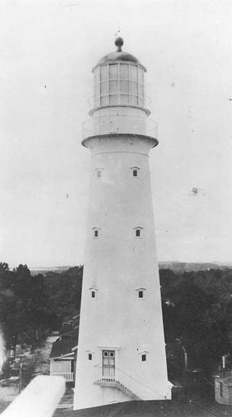 Picture of / about 'Fraser Island' Queensland - Sandy Cape Lighthouse on Fraser Island, Queensland