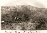 Picture relating to Wee McGregor Mine - titled 'Manager House  & Wallaroo Mine'