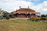 Picture relating to Rainbow - titled 'Yurunga Homestead Rainbow'