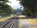 Picture relating to Rockhampton - titled 'Rockhampton - Main railway line North'