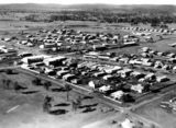 Picture relating to Murgon - titled 'Aerial view of Murgon, 1938'