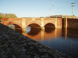 Picture of / about 'Campbell Town' Tasmania - Red Bridge, Campbell Town