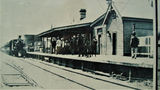 Picture relating to Byrock - titled 'Railway Station historic photo Byrock NSW'