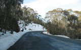 Picture of / about 'Alpine Way' New South Wales - Alpine Way in snow