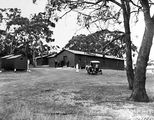 Picture of / about 'Red Hill' the Australian Capital Territory - Red Hill construction camp for sewerage line workers
