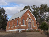 Picture relating to Brungle - titled 'Old Church'