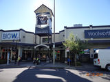 Picture relating to Wagga Wagga - titled 'Wagga Wagga Marketplace entrance'