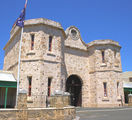 Picture relating to Fremantle - titled 'Convict Establishment/Fremantle Prison WA'