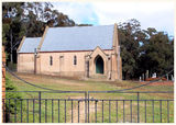 Picture relating to Yetholme - titled 'St Pauls Church Yetholme - New South Wales'
