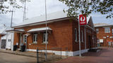 Picture relating to Coonabarabran - titled 'Coonabarabran Post Office 2357'