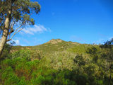 Picture relating to Burrinjuck Nature Reserve - titled 'Rugged and Rocky Peaks in the Burrinjuck Nature Reserve'
