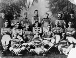 Picture relating to Rockhampton - titled 'Rockhampton Rugby Union Club, 1890'