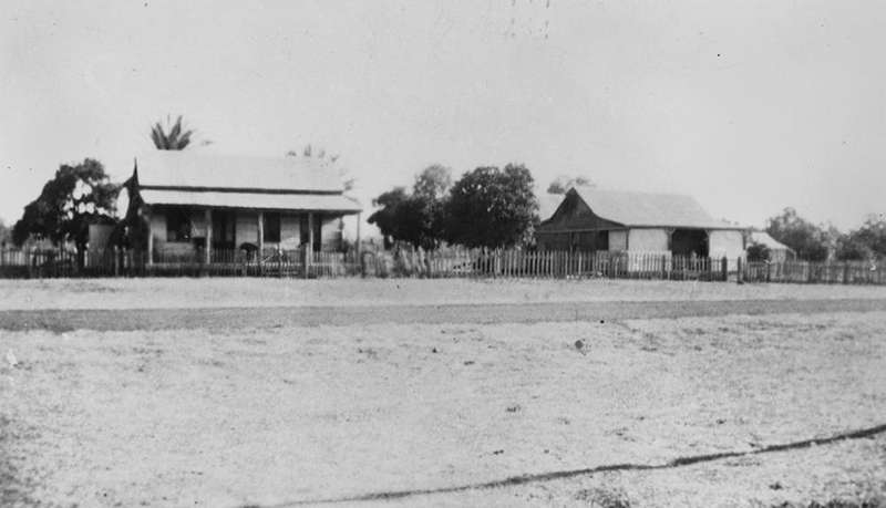 Picture of / about 'Condamine' Queensland - Wambo Street, Condamine, 1946
