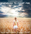 "Wickliffe The poster design for ""Somewhere To Fight For"""