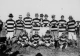 Picture relating to Atherton - titled 'Atherton Football Team, ca. 1920'