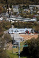 Picture of / about 'Thredbo Village' New South Wales - Thredbo Village from Crackenback chairlift