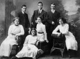 Picture relating to Queensland - titled 'Family of Robert and Jane Bell'