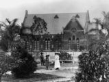 Picture relating to Rockhampton - titled 'St. Andrew's Presbyterian Church in Rockhampton, ca. 1912'