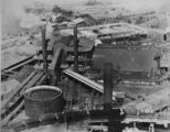 Picture relating to Mount Morgan - titled 'View from the big stack at Mount Morgan mine, Queensland'