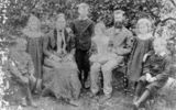 Picture relating to Buderim - titled 'Lindsay Family'