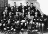 Picture relating to Longreach - titled 'All Blacks from Longreach were Premiers in 1914'