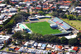Picture relating to Perth - titled 'Aerial Perth: Perth Oval'