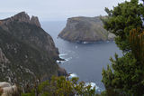 Picture relating to Cape Pillar - titled 'Three Capes Track,Tasmania'