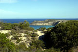 Picture relating to Chichester Range - titled 'Lookout from Prospect Hill on Kangaroo Island'