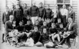 Picture relating to Irvinebank - titled 'Football team from Irvinebank, Queensland, 1910'