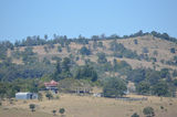 Picture relating to Haigslea - titled 'Haigslea - Looking SW from Warrego Hwy'