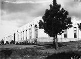 Picture relating to Banks - titled 'Australian Forestry School, Banks Street, Yarralumla.'