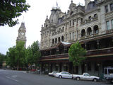 Picture relating to Bendigo - titled 'Shamrock Hotel, Bendigo'