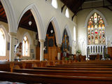 Anglican Church interior