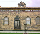 Picture relating to Toora - titled 'Bank of Victoria Building Toora VIC'