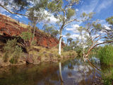 Picture relating to Ophthalmia Range - titled 'Ophthalmia Range ~ Kalgan Creek'