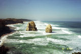 Picture relating to Great Ocean Road - titled 'Two of the Twelve Appostles'
