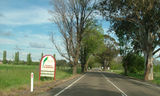 Picture relating to Boorowa - titled 'Welcome to Boorowa Sign'