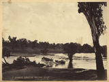 Picture relating to St George - titled 'St George crossing on the Balonne River'