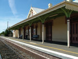 Picture of / about 'Tarago' New South Wales - Tarago Railway Station