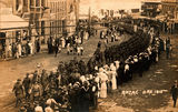 Picture of / about 'Brisbane' Queensland - Anzac Day procession through the streets of Brisbane, 1916
