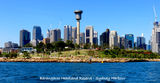 Picture relating to Sydney - titled 'Barangaroo Headland Reserve- Sydney Harbour'