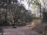 Picture relating to Tomahawk Creek Fossicking Area - titled 'Tomahawk Creek Fossicking Area'