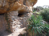 Picture relating to Scenic Hill - titled 'Ricetti Hermit Cave'