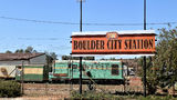 Picture relating to Kalgoorlie-Boulder - titled 'Kalgoorlie-Boulder railway station museum Boulder'